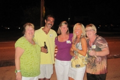 group at cabanas-Cindy Patrick collection
