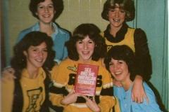 1980 Yearbook pg011 5 females